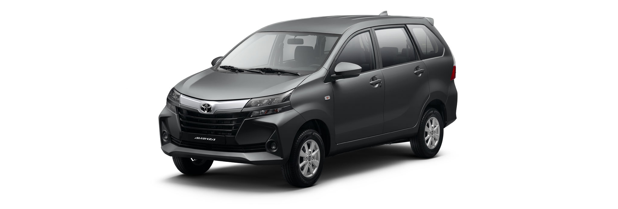 toyota avanza gray metallic 2020