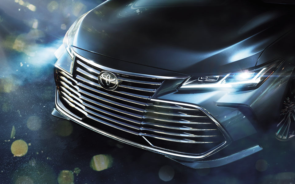 Toyota Avalon 2019 Front Grille