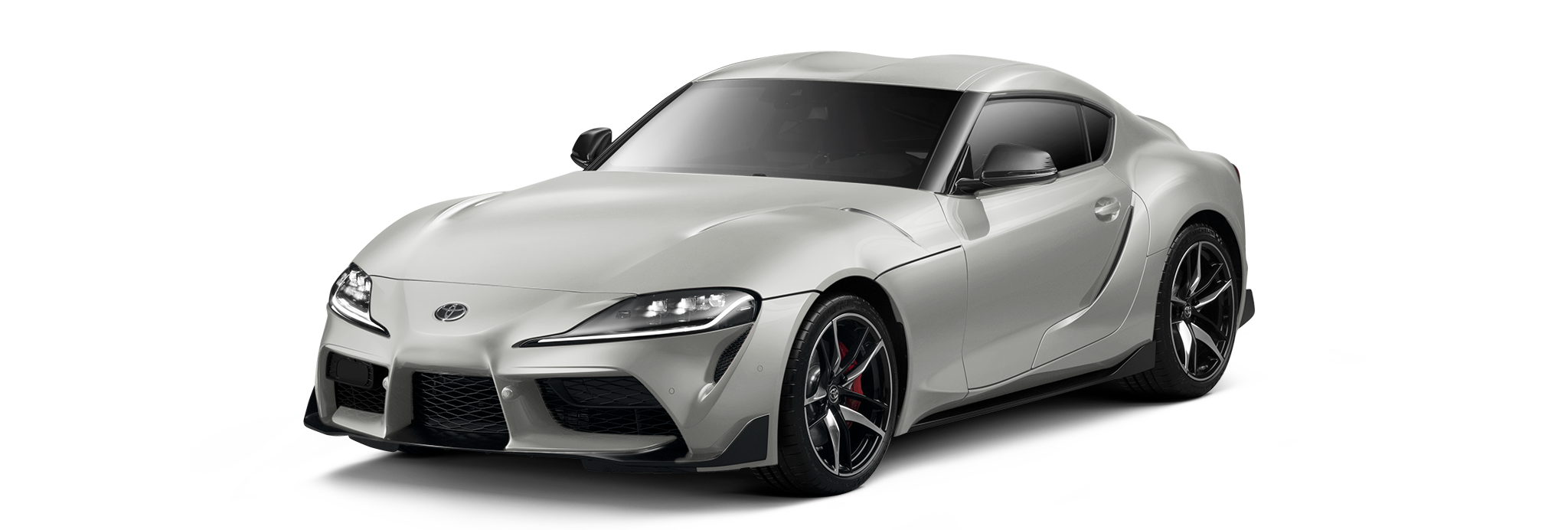 toyota supra white metallic 2020