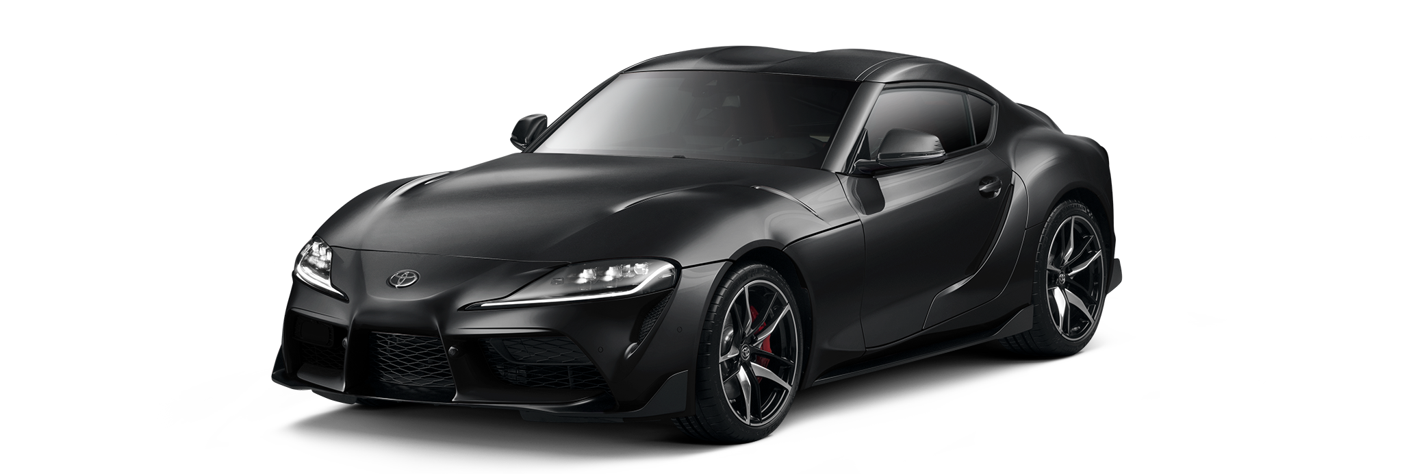 toyota supra black metallic 2020