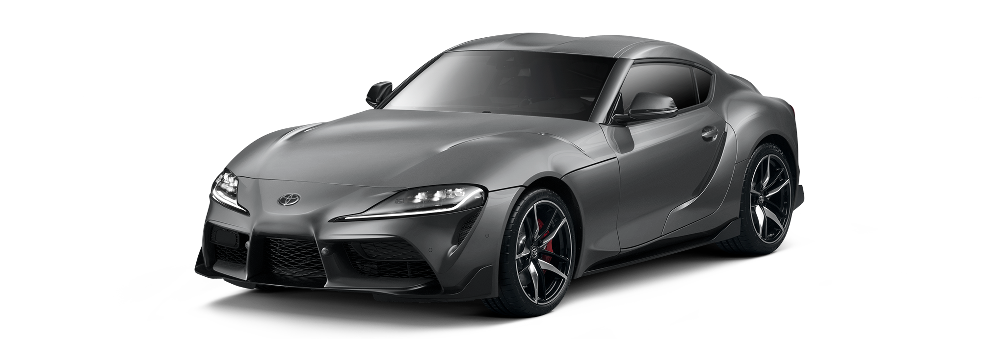 toyota supra ice gray metallic 2020