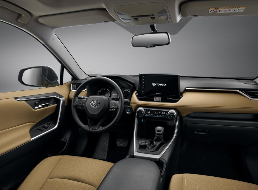 Rav 4 2020 Toyota Saudi Arabia Alj