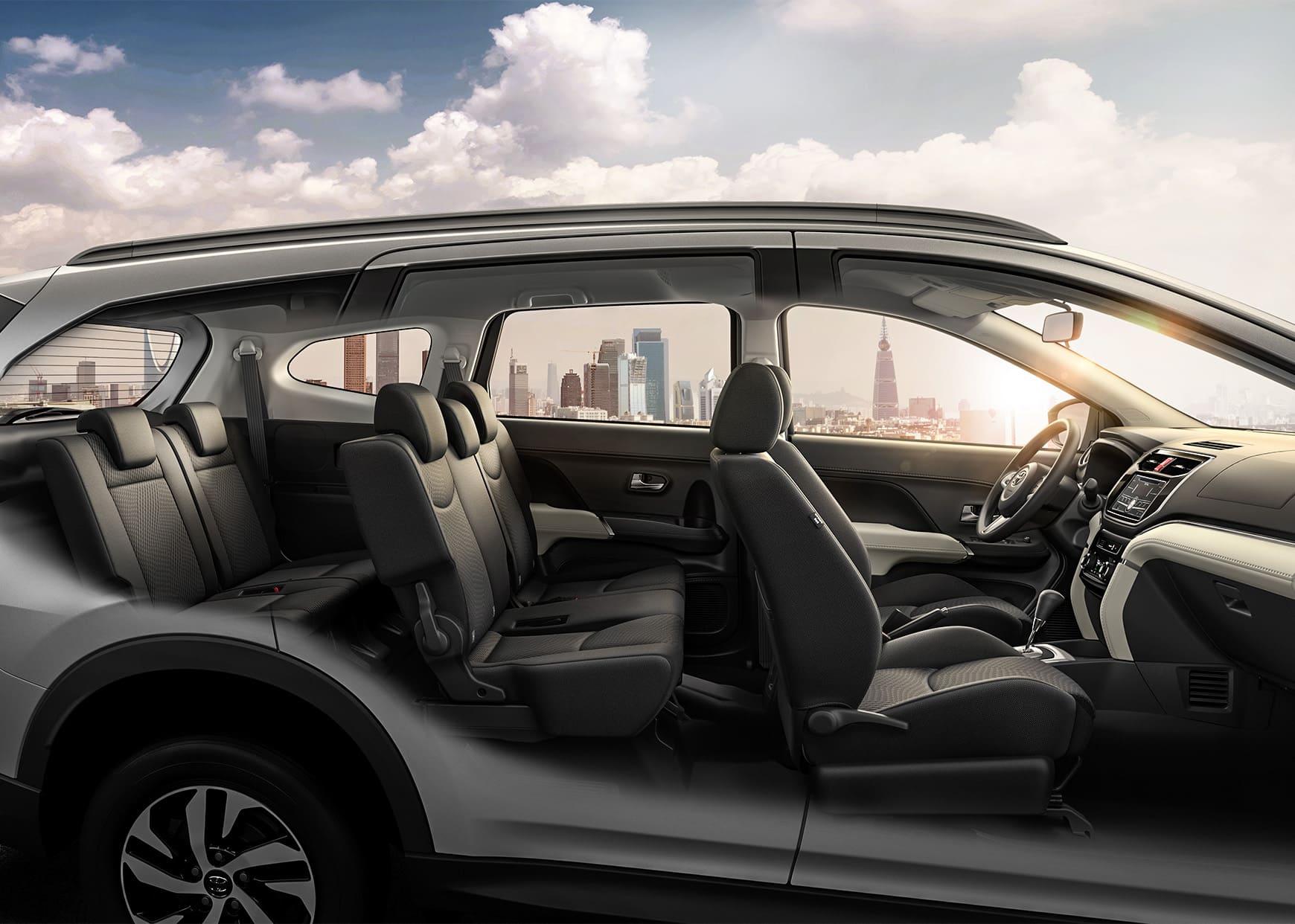 Toyota Rush 2020 Toyota Saudi Arabia Alj